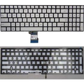 Клавиатура для Asus UX501 белая