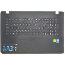 Клавиатура для Asus X751LD (Топкейс черный)