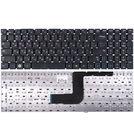 Клавиатура черная без рамки без подсветки для Samsung QX510 (NP-QX510-S01)