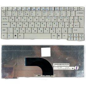 Клавиатура для Acer Ferrari 1000 (ZH3) белая