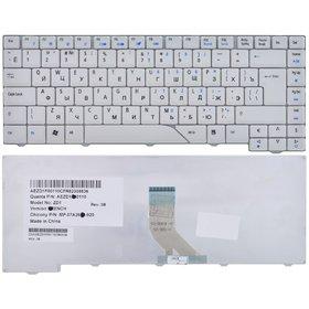 Клавиатура для Acer Aspire 5920 (ZD1) белая