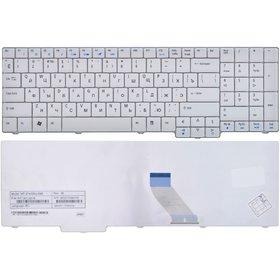 Клавиатура для Acer Extensa 5635 (ZR6) белая