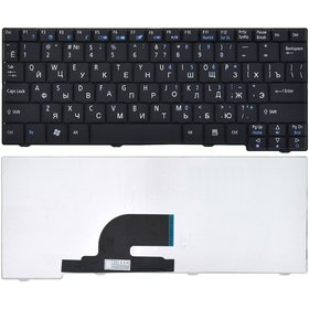 Клавиатура для Acer Aspire one A110 (AOA110) (ZG5) черная