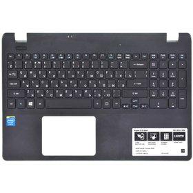 Клавиатура для Acer Aspire ES1-512 (M52394) (Топкейс черный)