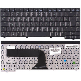 Клавиатура черная для Asus X50SR