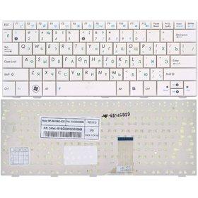 Клавиатура для Asus EEE PC 1001 белая