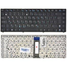 Клавиатура для Asus EEE PC 1201 черная