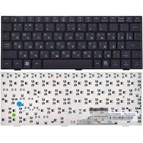 Клавиатура для Asus Eee PC 700 черная