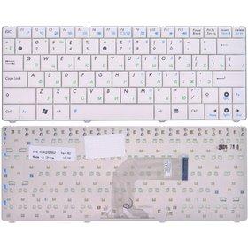 Клавиатура для Asus EEE PC 1101 белая