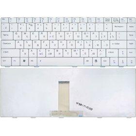 Клавиатура для Asus F80 белая