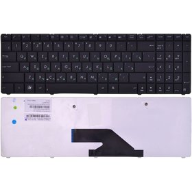 Клавиатура для Asus K75 черная