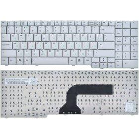 Клавиатура для Asus M50 серебристая