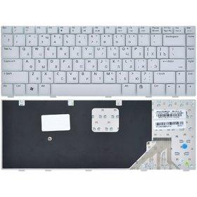 Клавиатура для Asus A8 серебристая