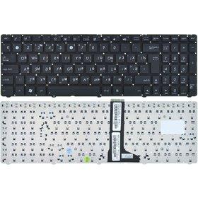 Клавиатура для Asus U52 черная без рамки