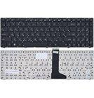 Клавиатура для Asus U56 черная без рамки