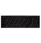 Клавиатура черная без рамки Asus F555BA