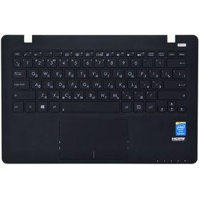 Клавиатура для Asus X200 (Топкейс черный)