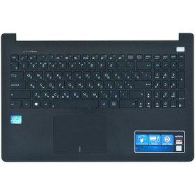 Клавиатура для Asus X502 (Топкейс черный)