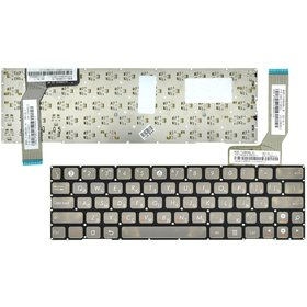 Клавиатура для ASUS Eee Pad Slider SL101 черная