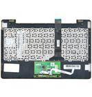 Клавиатура для ASUS Eee Pad Transformer TF101 коричневая (Топкейс коричневый)