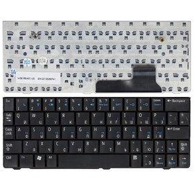 Клавиатура для Dell Inspiron Mini 9 (910) pp39s черная