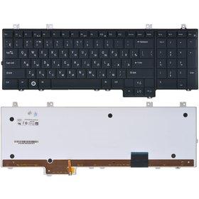 Клавиатура для Dell Studio 1735 (PP31L) черная с подсветкой