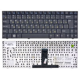 Клавиатура для CLEVO W840SN черная