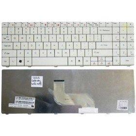 Клавиатура для Packard Bell EasyNote TJ76 белая