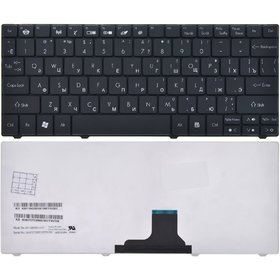 Клавиатура для Gateway EC18 черная