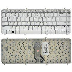Клавиатура для HP Pavilion dv5-1000 серебристая