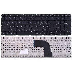 Клавиатура для HP Pavilion dv7-7000 черная без рамки