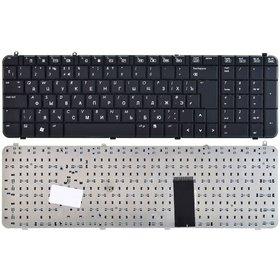 Клавиатура черная HP Pavilion dv9842eg