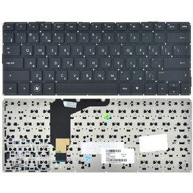 Клавиатура для HP Envy 13-1000 черная без рамки