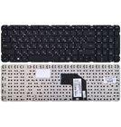 Клавиатура для HP Pavilion g6-2000 черная без рамки