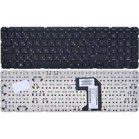 Клавиатура для HP Pavilion g7-2000 черная без рамки