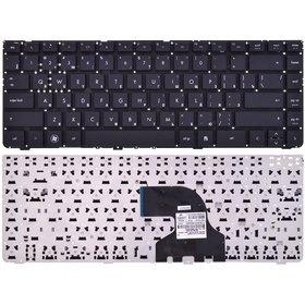 Клавиатура для HP ProBook 4330s черная без рамки