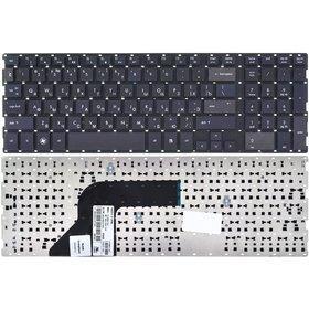Клавиатура для HP ProBook 4500 черная без рамки