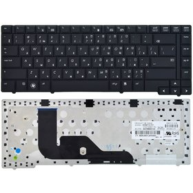 Клавиатура черная HP ProBook 6445b