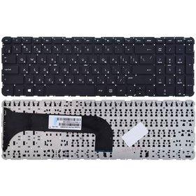 Клавиатура для HP Pavilion m6-1000 черная без рамки