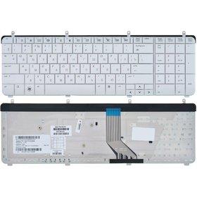 Клавиатура для HP Pavilion dv7-2000 белая