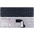Клавиатура для HP Pavilion dv6-7000 черная без рамки (Горизонтальный Enter)
