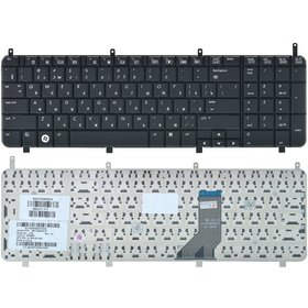 Клавиатура для HP Pavilion dv8-1000 черная
