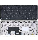 Клавиатура черная с черной рамкой для HP Mini 110-3500