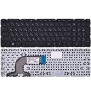 Клавиатура черная без рамки для HP Pavilion 15-n003sr