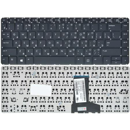 Клавиатура для HP ProBook 430 G1 черная без рамки