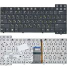 Клавиатура HP Compaq Evo n600c черная с подсветкой