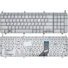 Клавиатура для HP Pavilion dv8-1000 серебристая