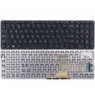 Клавиатура для HP Pavilion 17-f черная без рамки