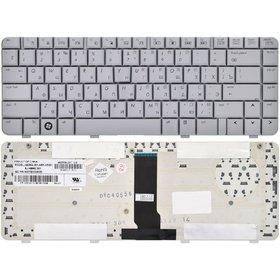 Клавиатура для HP Pavilion dv3000 серебристая