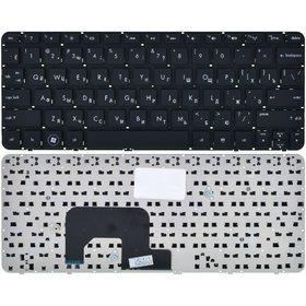 Клавиатура для HP Mini 210-2000 черная без рамки